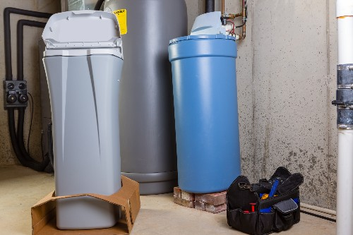 Make sure to protect your water softener this winter with insulation, faucet dripping, and more!